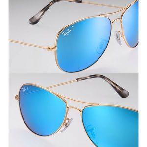 Ray-Ban Aviator Sunglasses RB3562